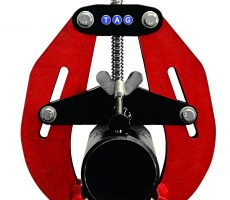 TAG E-Z Fit Red Pipe Clamps